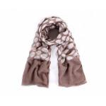 Luxusní šátek Dot Beige