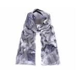 Luxusní šátek Film Variety grey