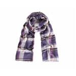 Luxusní šátek Kare Rare Purple