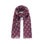Luxusní šátek Kare Vine