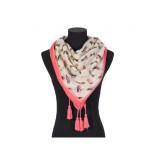 Luxusní šátek Tassle Bird III.