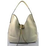 luxusní světle béžová beige kabelka 2v1 nanci two