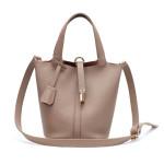 Mini Celine Genuine Leather – béžová