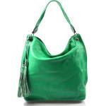 moderní zelená kabelka na rameno evo