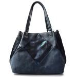 modrá designová kabelka dorine