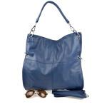 Modrá kabelka Dossan