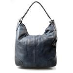 modrá kabelka na rameno Felanci