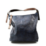 modrá kabelka na rameno Flavie