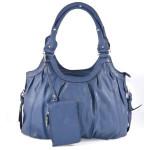 Modrá kabelka Sellgi