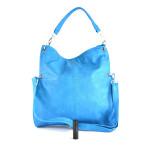 Pastelově modrá kabelka ela