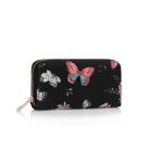 Peněženka Butterfly Dream – černá