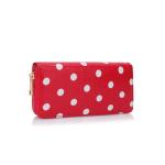 Peněženka Fashion Only Dot – červená