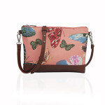 Small Crossbody Butterfly Dream – růžová