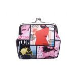 Stylová mincovka Vogue Multicolour